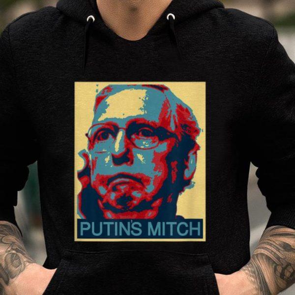 Premium Poster Style Putin's Mitch McConnell shirt
