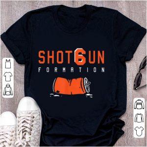 Premium Shotgun Formation Cleveland 6 shirt