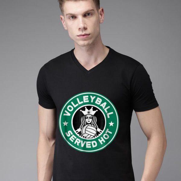 Premium Volleyball Served Hot shirt