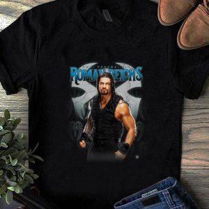 Premium WWE Roman Reigns One Versus All Portrait shirt