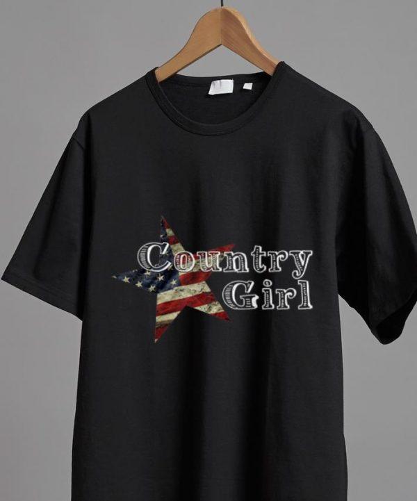 Pretty Country Girl American Star shirt
