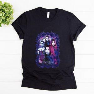 Pretty Disney Descendants 3 Carlos Jay Mal and Evie shirt