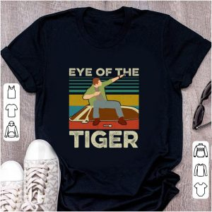Top Dean Winchester Eye Of The Tiger vintage shirt