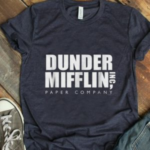 Top Dunder Mifflin INC Paper Comany shirt