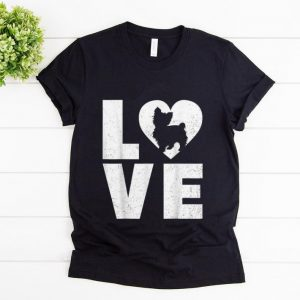 Top Shih Poo Dog in Heart Love shirt