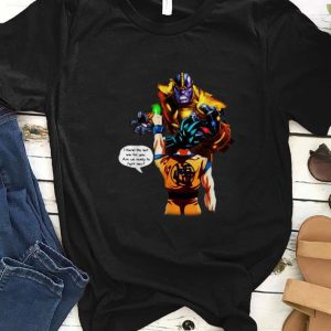 Top Thanos Goku I Found The Last One For You Are We Ready To Fight Now shirt