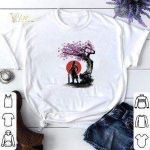 Trunks Hope under the sun cherry blossom shirt sweater