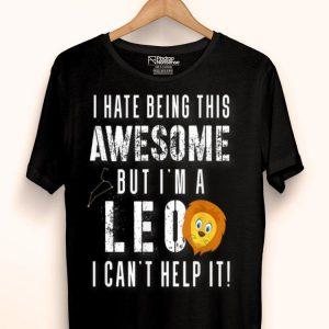Zodiac Leo Sign Leo Lion Constellation shirt