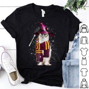 Beautiful Funny Cute Owl Harry Magical Wizard Potter shirt