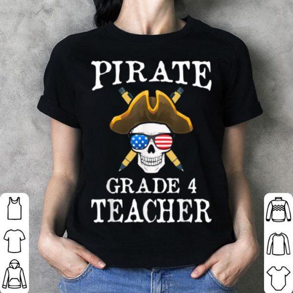 Grade 4 Teacher Halloween Party Costume shirt
