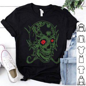 Nice Dia De Los Muertos Mexican Skull Halloween shirt