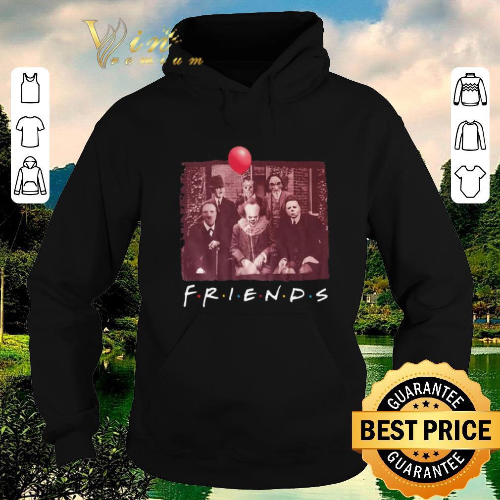 Premium Jigsaw Friends TV Show Horror movie characters shirt sweater 4 - Premium Jigsaw Friends TV Show Horror movie characters shirt sweater