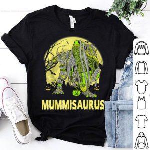 Premium Mummisaurus Mummy Dinosaur T-rex Zombie Halloween Costumes shirt