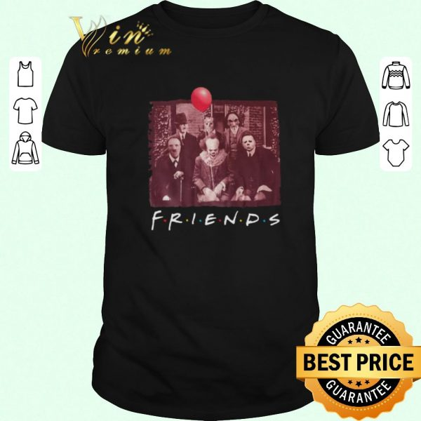 Pretty Pinhead Friends Horror film characters shirt sweater