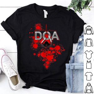 Awesome DOA Halloween shirt