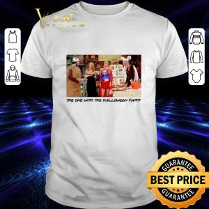 Nice The one with the halloween party Friends TV 2001 shirt