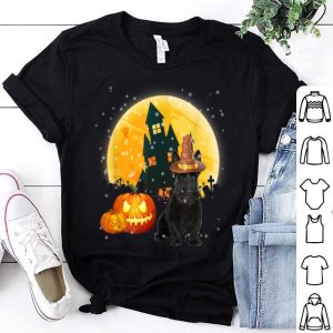 Official Scottish Terrier Pumpkin Halloween Costume shirt