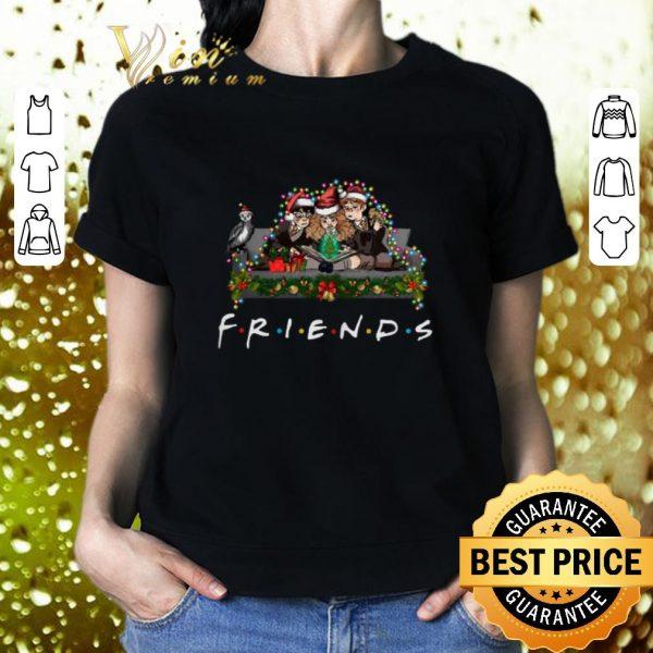 Original Friends Harry Potter Christmas lights shirt
