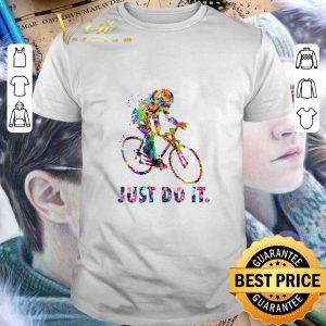 Original Nike Just Do It Cycling shirt