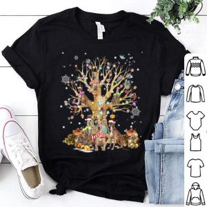 Awesome Greyhound Christmas Tree Ornament Gift Dog Lover shirt