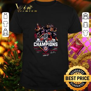 Cool 2019 world series champions Nationals Max Scherzer Juan Soto shirt