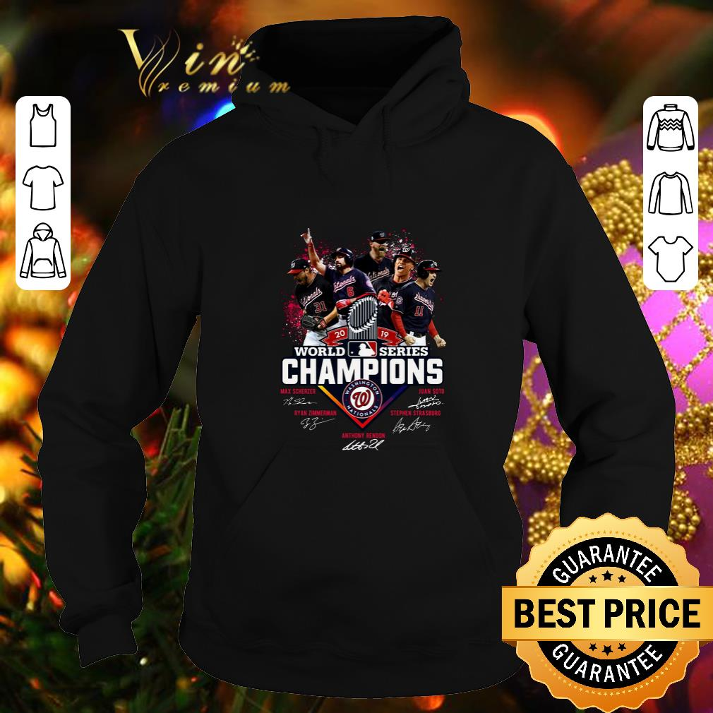 Cool 2019 world series champions Nationals Max Scherzer Juan Soto shirt 4 - Cool 2019 world series champions Nationals Max Scherzer Juan Soto shirt