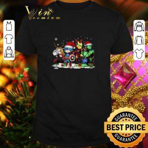 Cool Avengers Chibi Christmas shirt