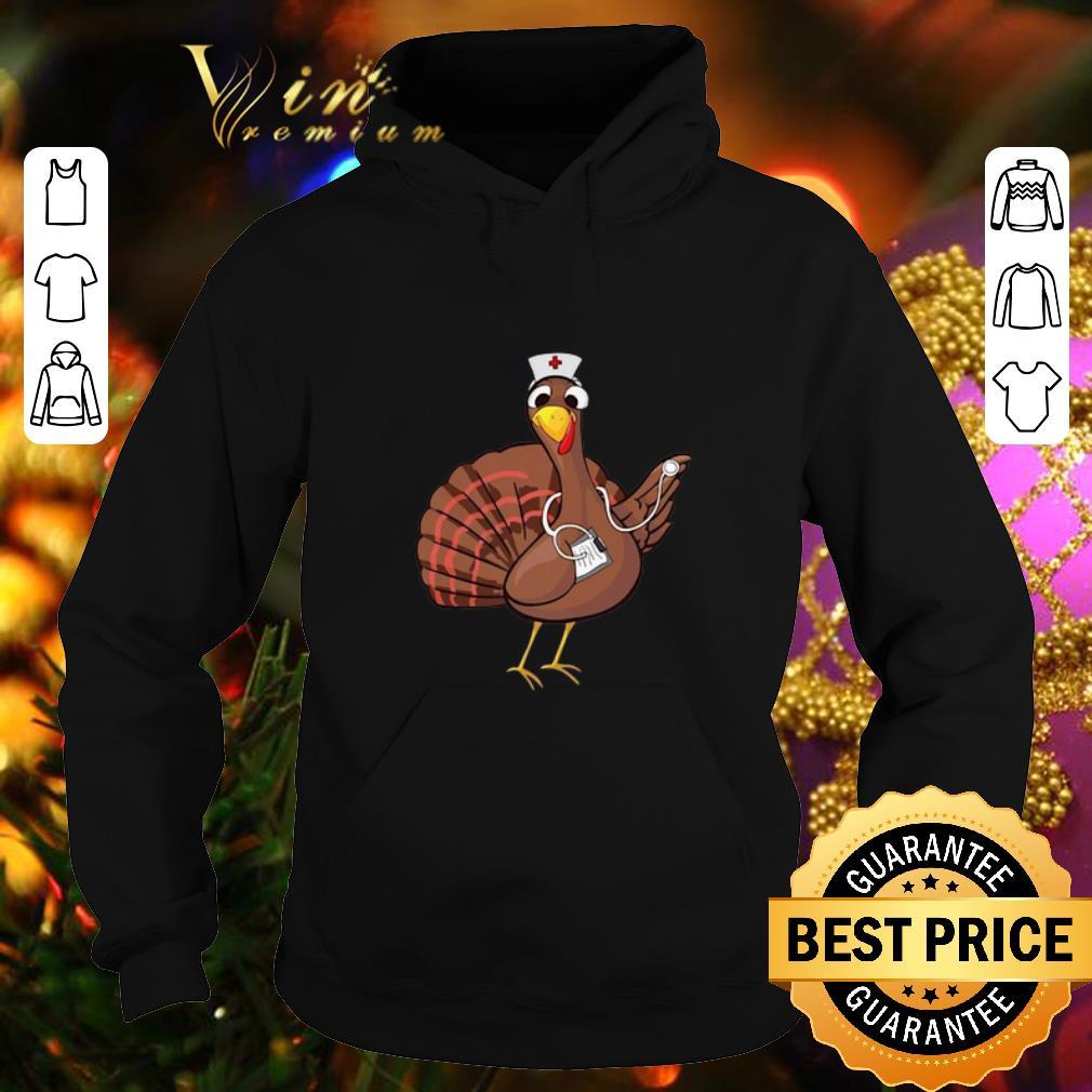Cool Chicken Turkey nurse Thanksgiving shirt 4 - Cool Chicken Turkey nurse Thanksgiving shirt