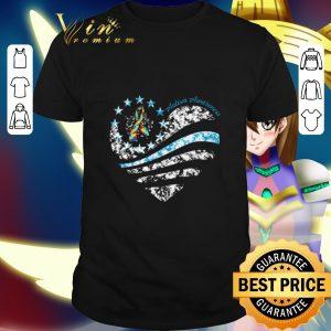 Cool Diamond Love Autism Awareness shirt