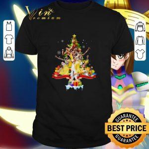 Cool Freddie Mercury Christmas tree gifts shirt