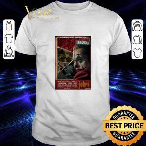 Cool In Theaters now Joan Phoenix Joker shirt