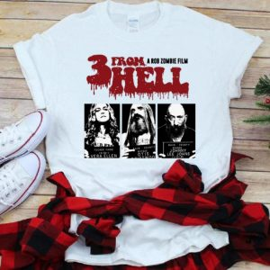 Hot Rob Zombie 3 From Hell shirt