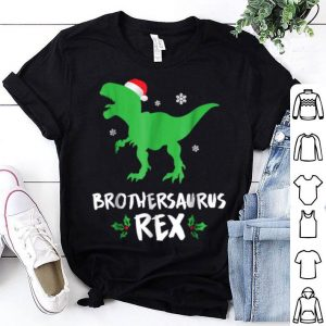 Nice Brother T Rex Matching Family Christmas Dinosaur sweater