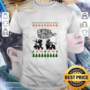 Nice Creedence Clearwater Revival Ugly Christmas shirt