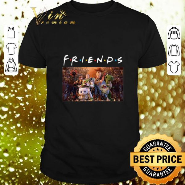 Nice Friends TV Toy Story shirt