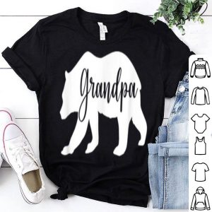 Nice Grandpa Bear Christmas Gift for Men Grandpa sweater