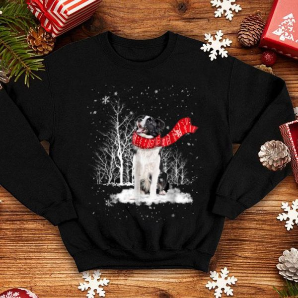 Official Border Collie Snow - Nice Dog Christmas sweater