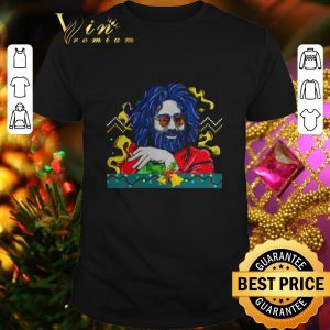 Official Jerry garcia Grateful Dead Merry Christmas shirt