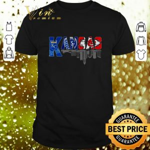 Official Kansas sport team Kansas City Royals Kansas City Chiefs shirt