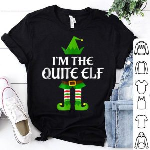 Premium Quite Elf Family Matching Group Christmas Gift shirt