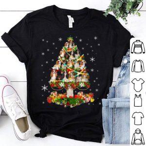 Pretty Cavalier King Charles Spaniel Funny Christmas Dog Tree Gift shirt