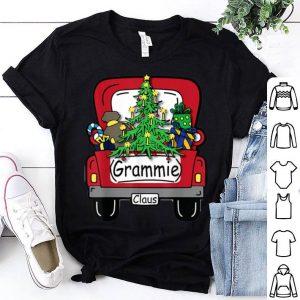 Pretty Grammie Claus Santa Car Christmas Cute Grandma gift xmas sweater