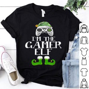 Awesome Funny I'm The Gamer Elf Matching Family Christmas Gift sweater