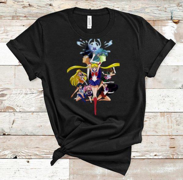 Awesome Sailor Moon Tsukino Usagi shirt