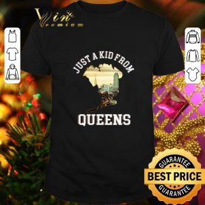 Cool Just A Kid From Queens City shirt