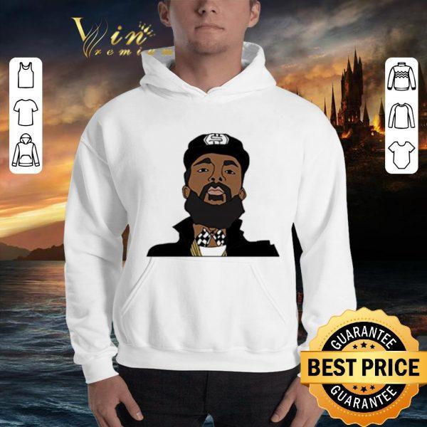 Cool Rip King rapper Nipsey Hussle TMC Logo shirt
