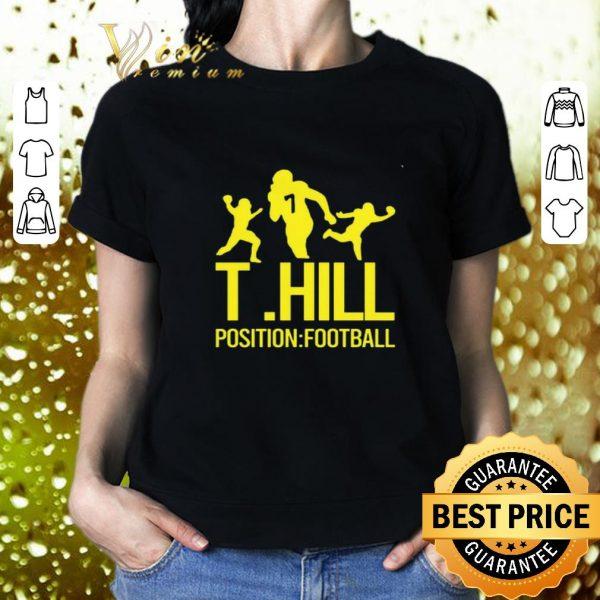 Cool Taysom Hill Position Football Jersey shirt