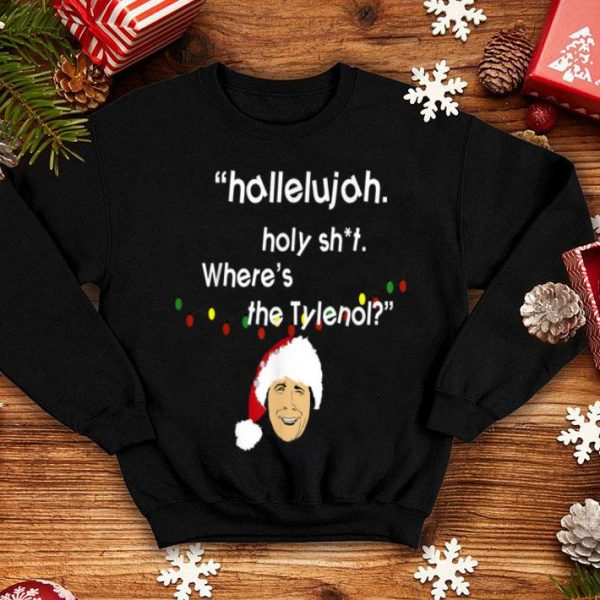 Griswold's Family Vacation Christmas Funny Quote Gift Idea sweater