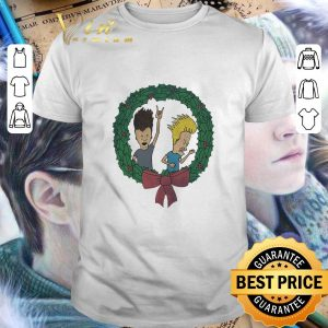 Nice Beavis And Butthead Christmas shirt
