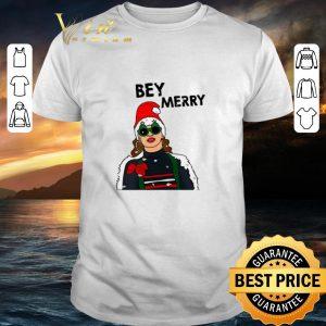 Nice Beyonce Bey Merry Christmas shirt